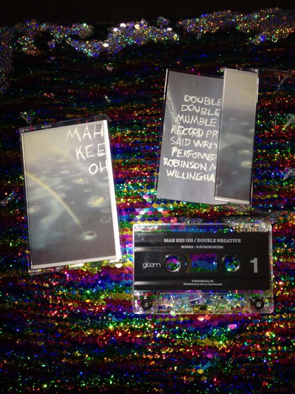 mah kee oh double negative cassette
