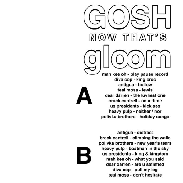 gloom club sampler